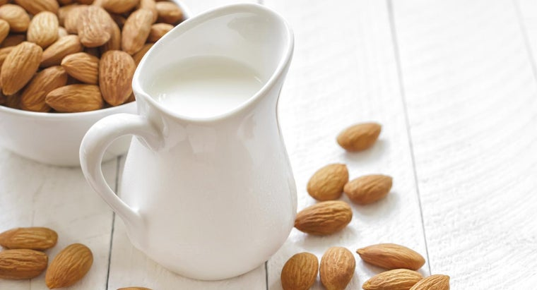 Is Almond Milk Healthier for You Than Cow's Milk?