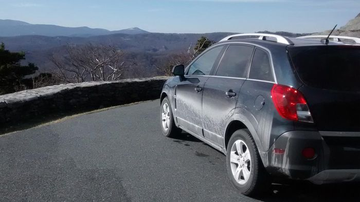 What Is the Chevy Captiva?