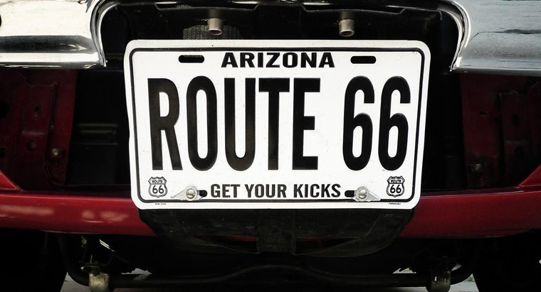 How Do You Find Out If a Speciality License Plate Is Already Being Used?