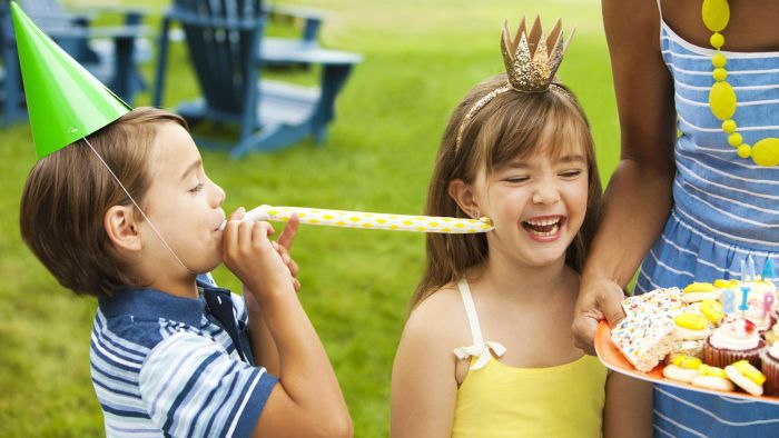 What are some good birthday party ideas for children?