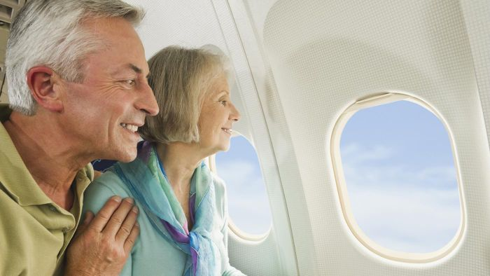 Are There Any Airfare Deals Available for Senior Citizens?