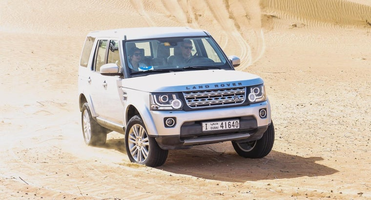 What Company Manufactures the Land Rover?
