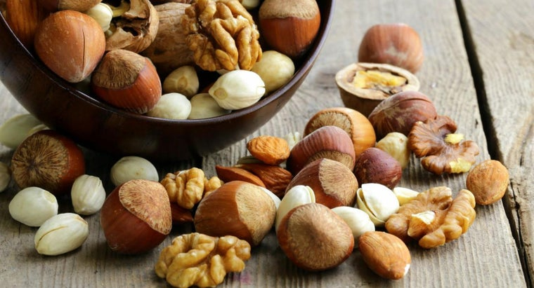 How Do You Identify Different Types of Nuts?