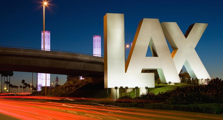 Where Can You Find Shuttle Buses at LAX?