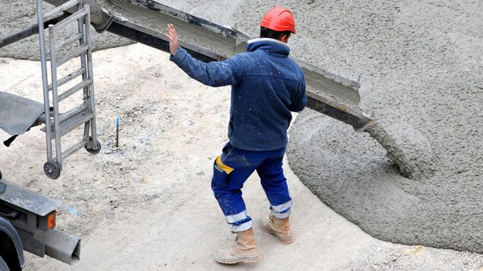 How Do You Calculate the Yards of Concrete?