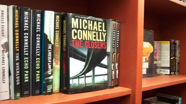 What Are the Five First Harry Bosch Novels?