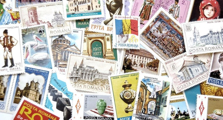 How Do You Find Stamp Collecting Values?