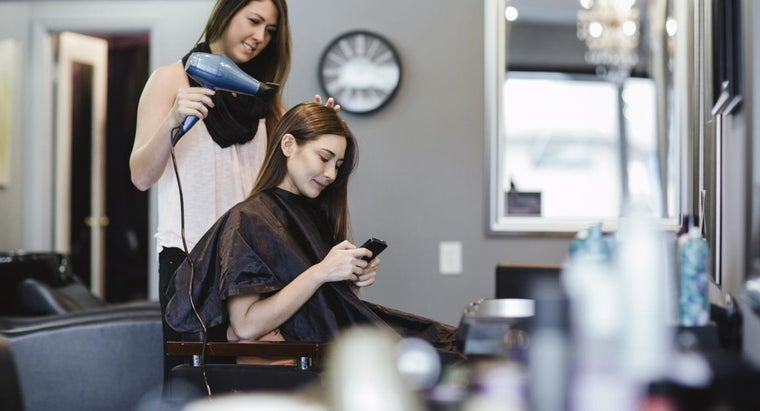 What Salon Services Are Included on the Fantastic Sams Price List?