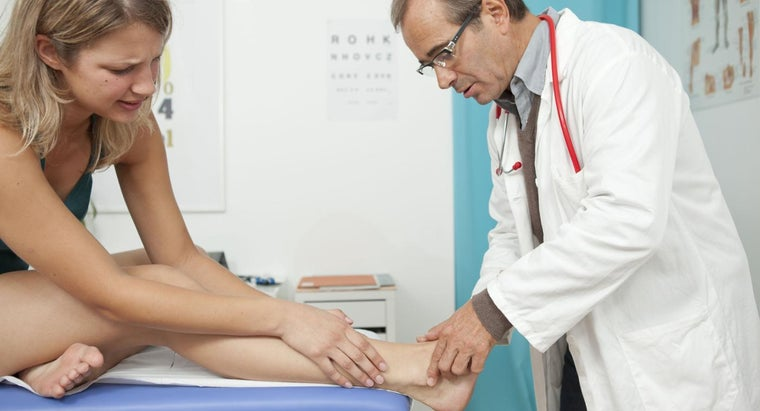 What Causes Nerve Pain in the Feet?