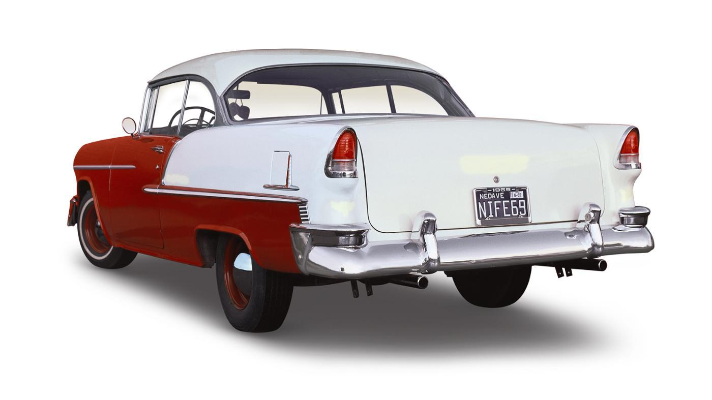 Where Can You Find a 1955 Chevy for Sale?