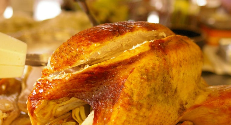 What Is the Timetable for Cooking Turkey?