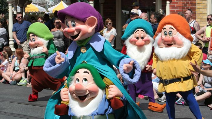 "What Are the Names of the Seven Dwarfs From ""Snow White?""?"