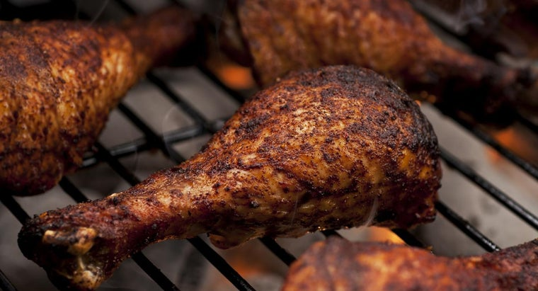What Is a Dry-Rub Recipe for Chicken?