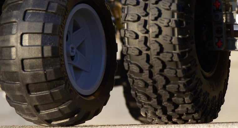 How Do You Read a Tire Size Chart?