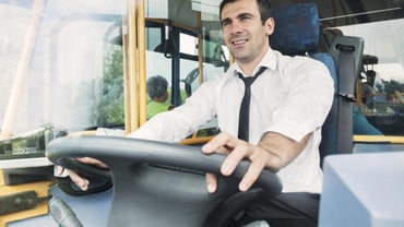 What Vehicle Categories Are Covered by a Class B Driving Test?
