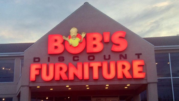 How Do You Find the Address of a Bob's Discount Furniture Store?
