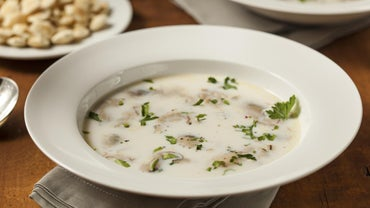 What Is a Simple Recipe for Oyster Stew?