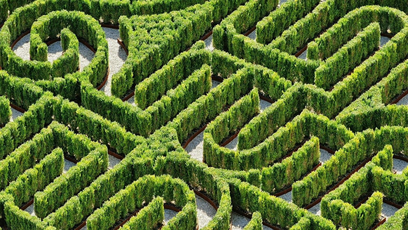 What's the Easiest Way to Create a Maze?