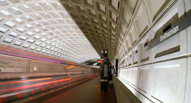 Where Can You Find Washington, D.C., Subway Maps?