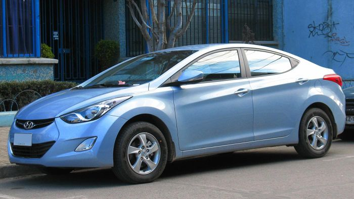 What Are Some Unique Features of the Hyundai Elantra?