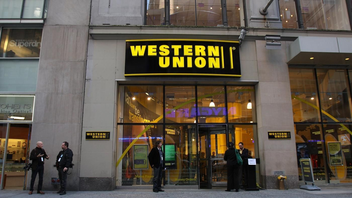 how to send money online through western union from india