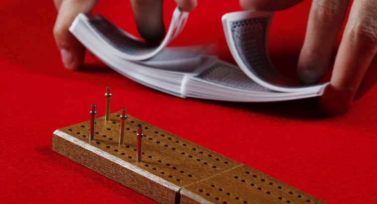 What Are Some Rules of Cribbage?