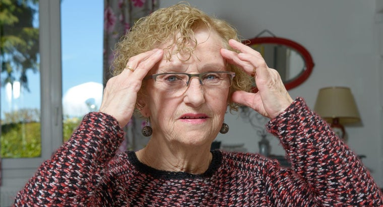 What Are Some Causes of Dizziness in Elderly People?