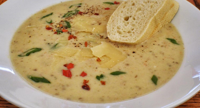 What Is a Good Garlic Soup Recipe?