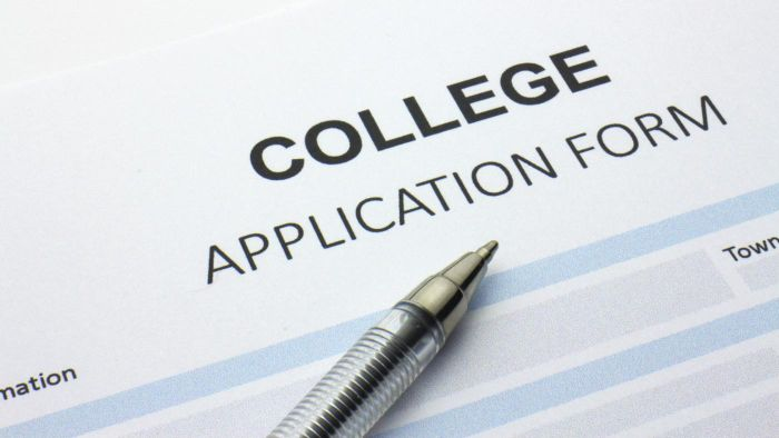 How Do You Apply for College?