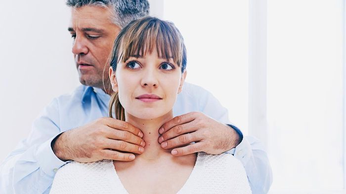 What Could Cause a Lump in the Glands of the Neck?