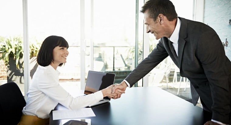 What Are Some Characteristics Companies Look for When They Recruit Sales Executives?