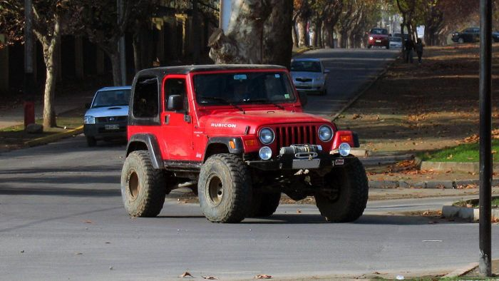 How Do You Determine the Wheel Specifications for Your Jeep?