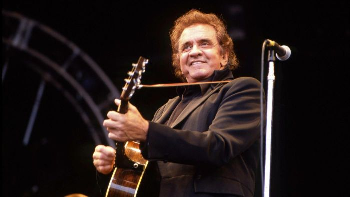 Is There a Biography About Johnny Cash?