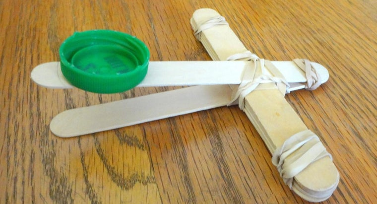 What Is a Good Small Catapult for Kids to Build?