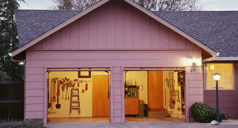 How Do You Find the Dimensions of Your Garage Door Opening?