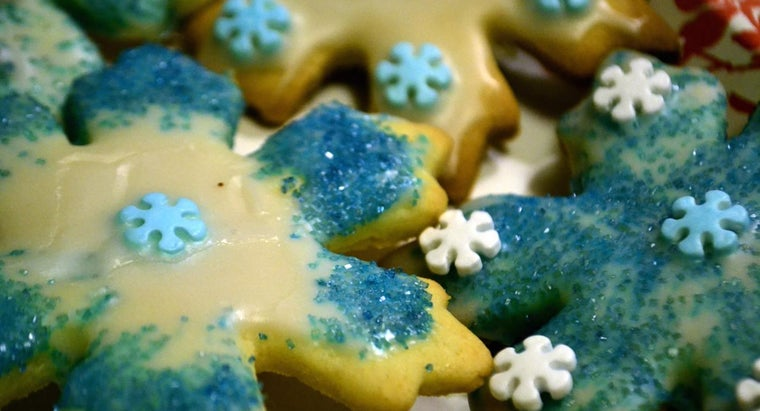 How Do You Make Old-Fashioned Sugar Cookies?
