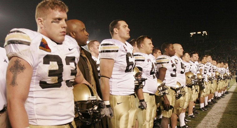 Where Can You Find the Notre Dame Roster?