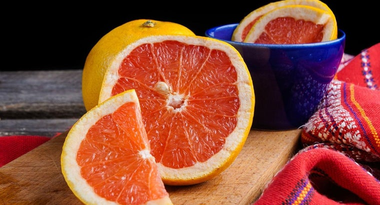 What Are the Health Benefits of Grapefruit?