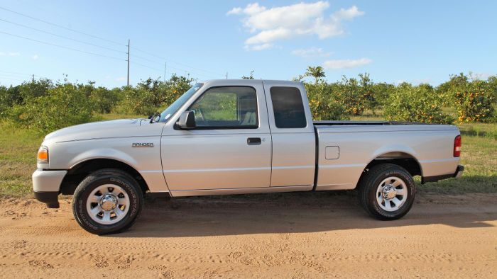 Where Can You Find a Used Ford Ranger 4x4 for Sale?