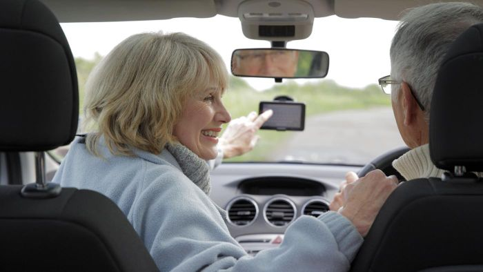 When Planning a Long Road Trip Are GPS Devices Suitable for Calculating the Distance Between Places?