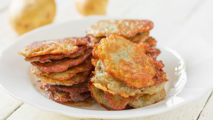 What Is an Easy Breakfast Hash Brown Recipe?
