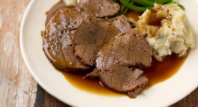 How Do You Make Beef Gravy Using Beef Broth?