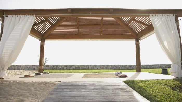 Can You Purchase a Gazebo From Pacific Casual LLC?