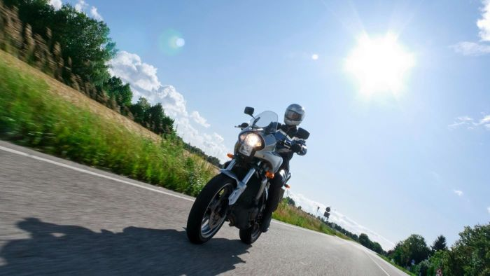 What are some brands of motorcycles you can find on Auto Trader?