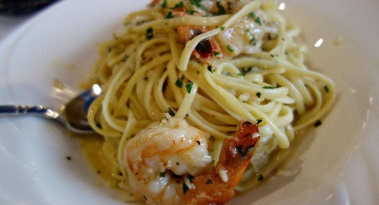 What Is an Easy Recipe for Shrimp Scampi?