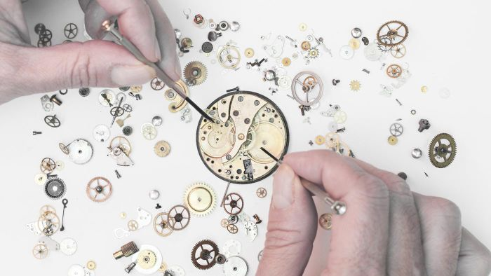 Can You Repair a Watch Using Spare Parts?