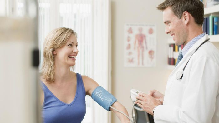 What Are High Blood Pressure Levels?