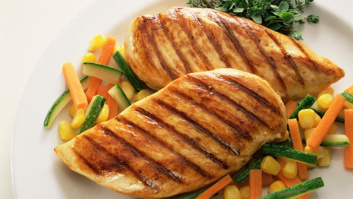 What is a good baked chicken breast recipe?