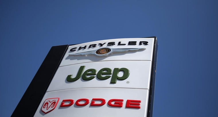 Is There a Dodge Dealership in Downey, California?