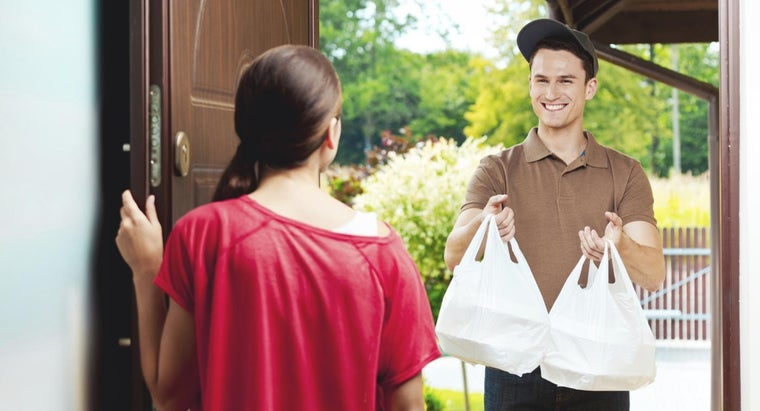 How Do You Get Food Delivered to Your Home?